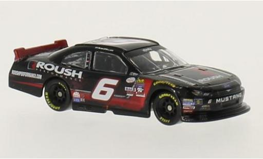 Ford Mustang 1/64 Lionel Racing No.6 Roush Fenway Racing Roush Performance Parts Nascar 2016 D.Wallace Jr. diecast model cars