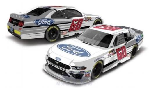 Ford Mustang 1/64 Lionel Racing No.60 Roush Fenway Racing Nascar 2018 C.Briscoe miniature
