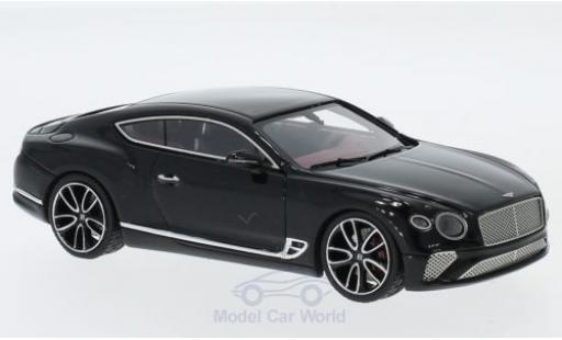 Bentley Continental 1/43 Look Smart GT noire 2018 miniature