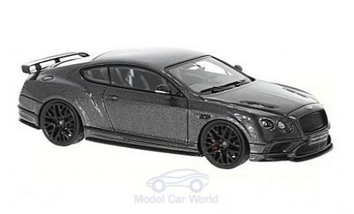 Bentley Continental T 1/43 Look Smart Supersports metallise grise miniature