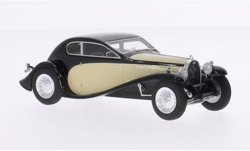 Bugatti 50 1/43 Look Smart T Superprofilee noire/beige RHD miniature