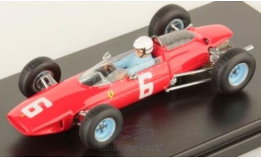 Ferrari 156 1/43 Look Smart No.6 Scuderia Formel 1 GP Italien 1964 L.Scarfiotti miniature