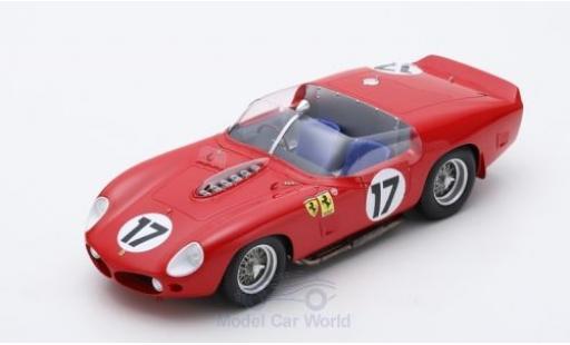 Ferrari 250 1/18 Look Smart TRI/61 RHD No.17 N.A.R.T. 24h Le Mans 1961 P.Rodriguez/R.Rodriguez miniature