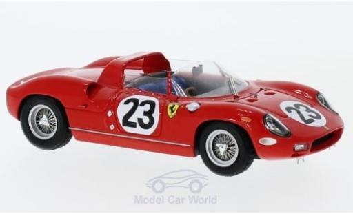 Ferrari 250 P 1/43 Look Smart P RHD No.23 24h Le Mans 1963 J.Surtees/W.Mairesse miniature