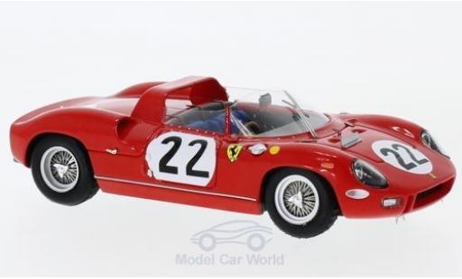 Ferrari 275 1/43 Look Smart P RHD No.22 24h Le Mans 1964 G.Baghetti/U.Maglioli miniature