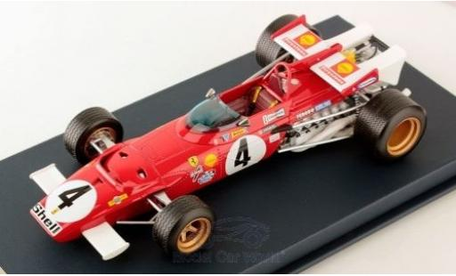 Ferrari 312 1/18 Look Smart B No.4 Formel 1 GP Italien 1970 C.Regazzoni diecast
