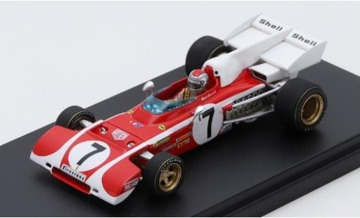 Ferrari 312 1/43 Look Smart B2 No.7 Scuderia Formel 1 GP Südafrika 1972 M.Andretti miniature
