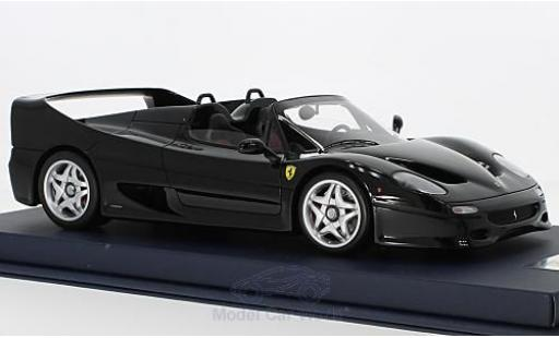 Ferrari F50 1/18 Look Smart Spider noire miniature