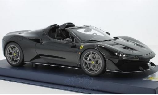 Ferrari J50 1/18 Look Smart noire 2016 miniature