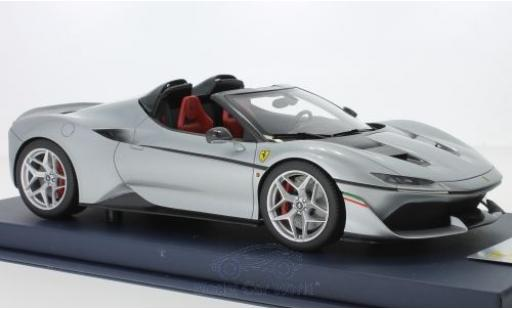 Ferrari J50 1/18 Look Smart grise 2016 miniature
