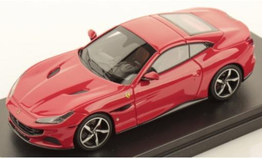 Ferrari Portofino 1/43 Look Smart M red diecast model cars