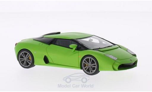 Lamborghini 5-95 1/43 Look Smart by Zagato matt-green diecast model cars