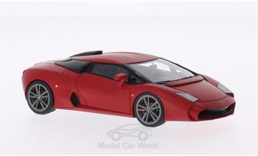 Lamborghini 5-95 1/43 Look Smart by Zagato matt-red diecast model cars