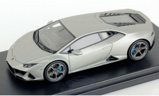 Lamborghini Huracan 1/43 Look Smart Evo matt-grey 2019 diecast model cars