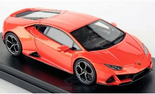 Lamborghini Huracan 1/43 Look Smart Evo metallic orange diecast