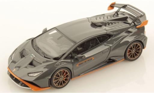 Lamborghini Huracan 1/43 Look Smart STO metallise grey/metallise orange