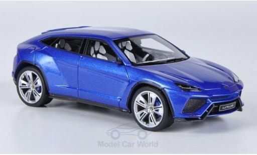 Lamborghini Urus 1/43 Look Smart metallic-bleue 2012 miniature