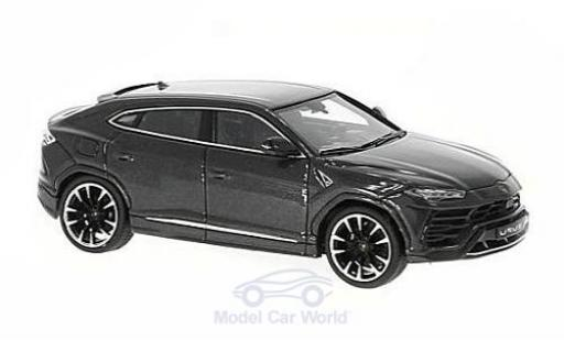 Lamborghini Urus 1/43 Look Smart metallise grise 2017 miniature