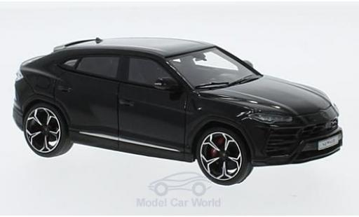Lamborghini Urus 1/43 Look Smart metallise noire 2018 miniature