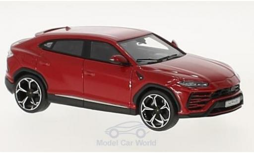 Lamborghini Urus 1/43 Look Smart red 2017 diecast model cars