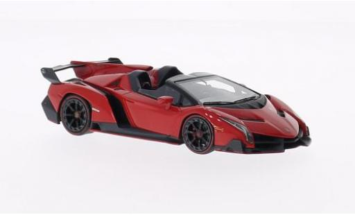 Lamborghini Veneno 1/43 Look Smart rouge miniature