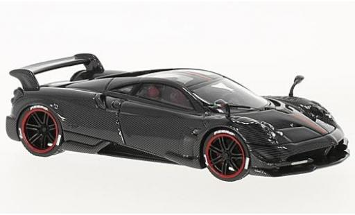 Pagani Huayra 1/43 Look Smart BC carbon diecast model cars