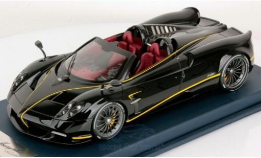 Pagani Huayra 1/18 Look Smart Roadster noire 2017 Gyrfalcon miniature
