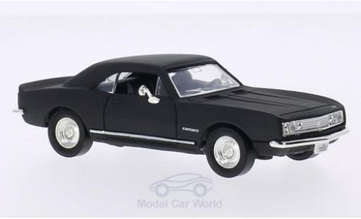 Chevrolet Camaro 1/43 Lucky Die Cast Z-28 matt-noire 1967 ohne Vitrine miniature