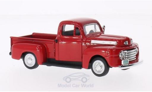 Ford F-1 1/43 Lucky Die Cast Pick Up rouge 1948 ohne Vitrine miniature