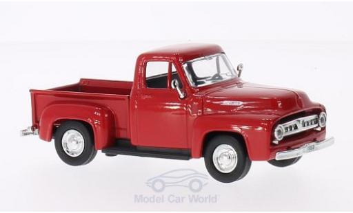 Ford F-1 1/43 Lucky Die Cast 00 Pick Up rouge 1953 ohne Vitrine miniature