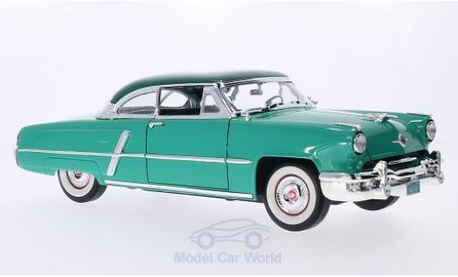 Lincoln Capri 1/18 Lucky Die Cast verte/verte 1952 miniature