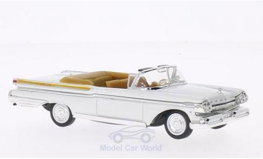 Mercury Turnpike 1/43 Lucky Die Cast Cruiser blanche 1957 ohne Vitrine miniature