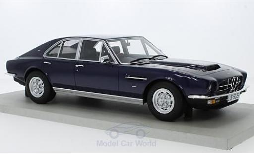 Aston Martin Lagonda 1/18 Lucky Step Models bleue 1974 miniature