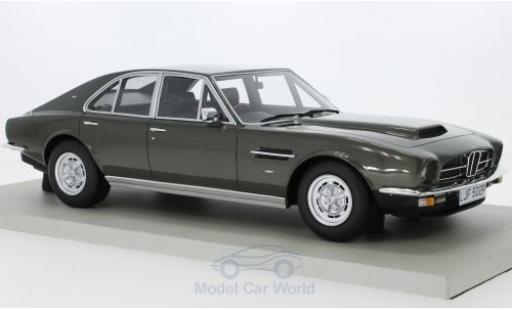 Aston Martin Lagonda 1/18 Lucky Step Models mettalic oliv RHD 1974 modellautos
