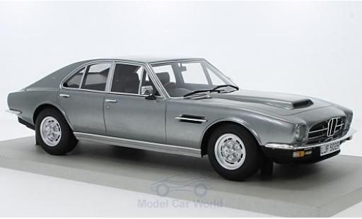Aston Martin Lagonda 1/18 Lucky Step Models grise 1974 miniature