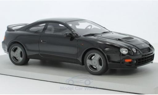 Toyota Celica 1/18 Lucky Step Models ST 205 noire miniature