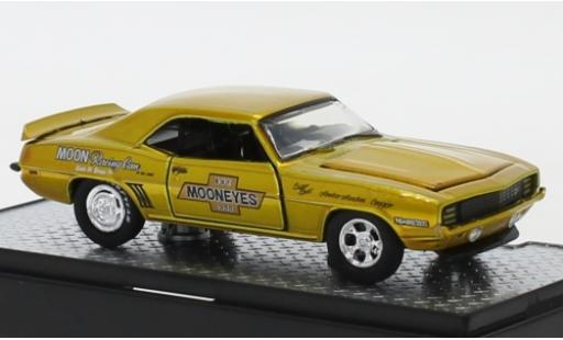 Chevrolet Camaro 1/64 M2 Machines Z/28 RS Mooneyes 1969 diecast model cars