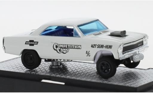 Chevrolet Nova 1/64 M2 Machines Gasser Competition Cams 1967 diecast model cars