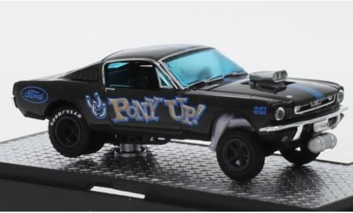 Ford Mustang 1/64 M2 Machines Gasser Pony Up! 1966 miniature