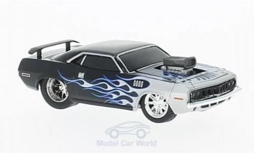 Plymouth Cuda 1971 1/64 M2 Machines 383 Tuning Wild Cards Release WC06 miniature