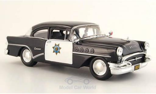 Buick Century 1/24 Maisto (1:26) California Highway Patrol 1955 Polizei miniature