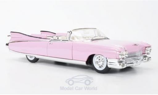 Cadillac Eldorado 1/18 Maisto Biarritz rose 1959 miniature