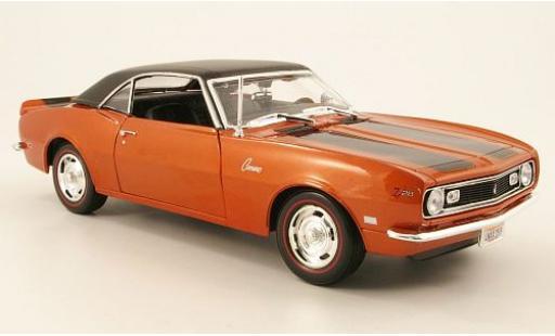 Chevrolet Camaro 1/18 Maisto Z28 bronze 1968 sans Vitrine modellautos