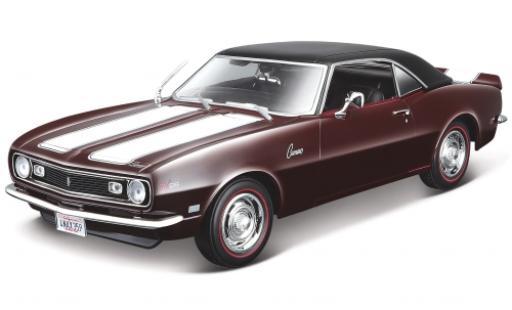 Chevrolet Camaro 1/18 Maisto Z28 red 1968 diecast