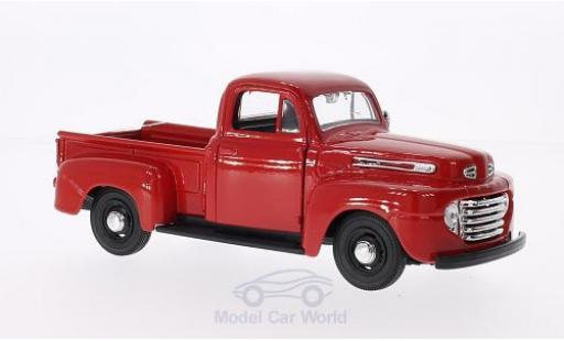 Ford F-1 1/24 Maisto Pick Up rouge 1948 Maßstab 1:25 miniature