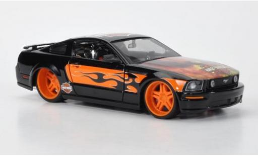 Ford Mustang 1/24 Maisto GT Harley-Davidson 2006 miniature
