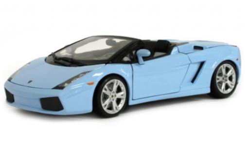 Lamborghini Gallardo 1/18 Maisto Spyder 2008 diecast