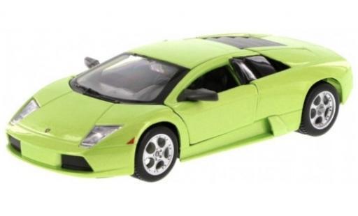 Lamborghini Murcielago 1/24 Maisto metallise verte 2010 miniature
