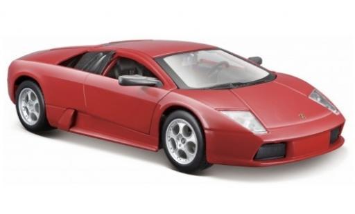 Lamborghini Murcielago 1/24 Maisto rouge 2010 miniature