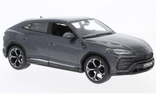 Lamborghini Urus 1/24 Maisto metallise grise 2019 miniature